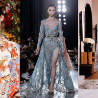 Valentino, Elie Saab и Balmain: что показали бренды на показах весенне-летних коллекций в Париже