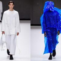 Хирургия и неоновые оттенки: Крейг Грин показал новаторство на Неделе моды