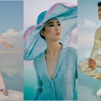 Элегантные блузы и графические пуловеры: показали фото новой коллекции Giorgio Armani
