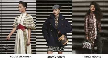 Шляпы-таблетки и олдскульные кардиганы: Louis Vuitton презентовал новую коллекцию