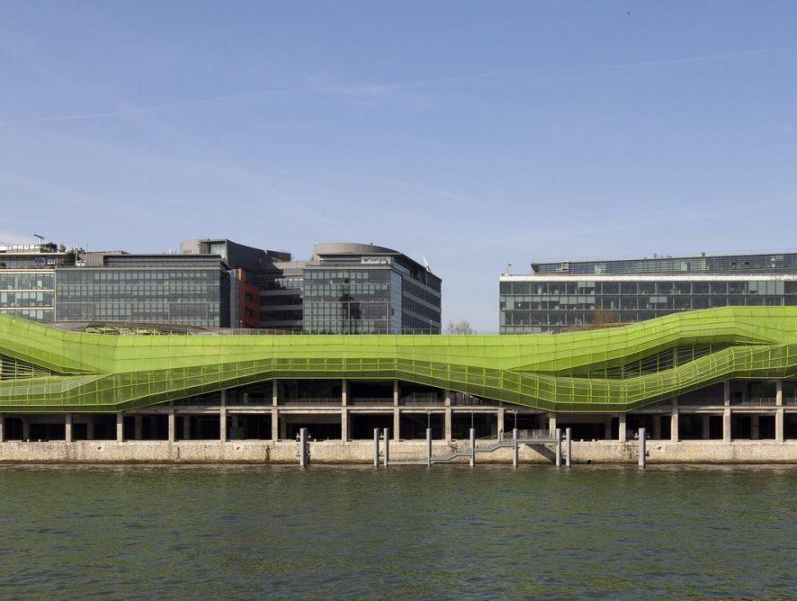Самый большой в мире институт моды появится в Париже