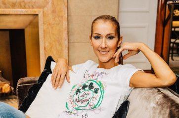 Исхудавшая Селин Дион появилась в мини-платье на показе Alexandre Vauthier