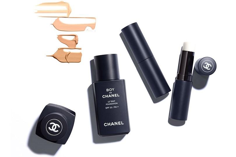 В Chanel запускают линию макияжа для мужчин