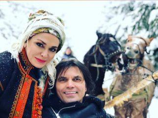 В заснеженных горах и на пляже: как украинские звезды отметили Рождество 2019