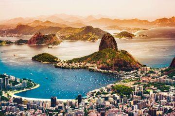 Идея для отпуска: Бразилия