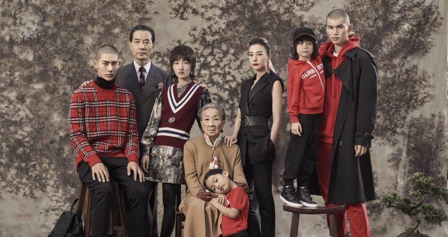 """В Китае назвали """"жуткой"""" новую рекламную кампанию Burberry"""
