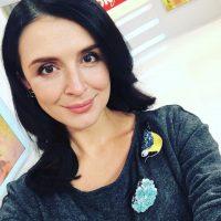 Валентина Хамайко поделилась первой фотосессией своего маленького сына