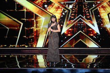 Украинка Ксения Симонова вышла в финал американского талант-шоу