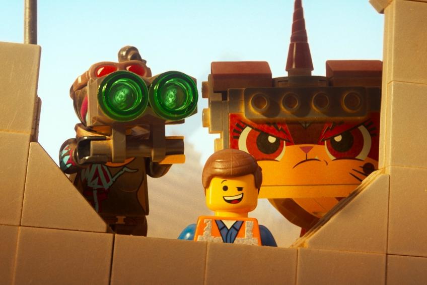 """Спасение родного города знаменитыми фигурками: топ-5 причин посмотреть """"Lego Фильм 2"""""""