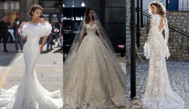 Свадебные платья: главные тренды 2019 года от имидж-дизайнера из Латвии