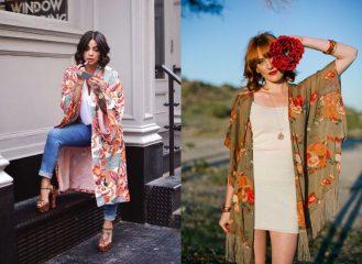 Гид по fashion: как носить кимоно