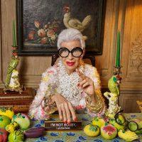 Американский музей откроет выставку, посвященную стилю Айрис Апфель