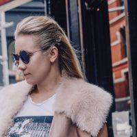"""Персональный стилист из Латвии Элга Хомицка: """"Необходимо заставлять тренды и моду работать на стиль"""""""