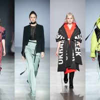 Love, Passion, Sustainable Fashion: в Киеве стартовал Ukrainian Fashion Week fall-winter 19/20