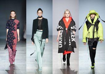 Love, Passion, Sustainable Fashion: в Киеве стартовал Ukrainian Fashion Week fall-winter 19/20
