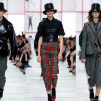В память о Лагерфельде: Dior показали коллекцию на сезон осень/зима