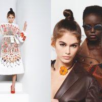 Последняя работа Лагерфельда: Fendi представили рекламную кампанию весенне-летней коллекции