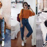 Гид по fashion: с чем носить mom-джинсы