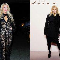 Пэрис Хилтон, Кортни Лав: звездные гости посетили Неделю моды в Нью-Йорке