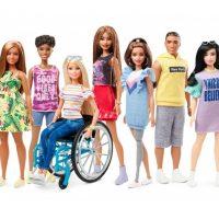 Mattel выпустят кукол Барби на инвалидной коляске и с протезами