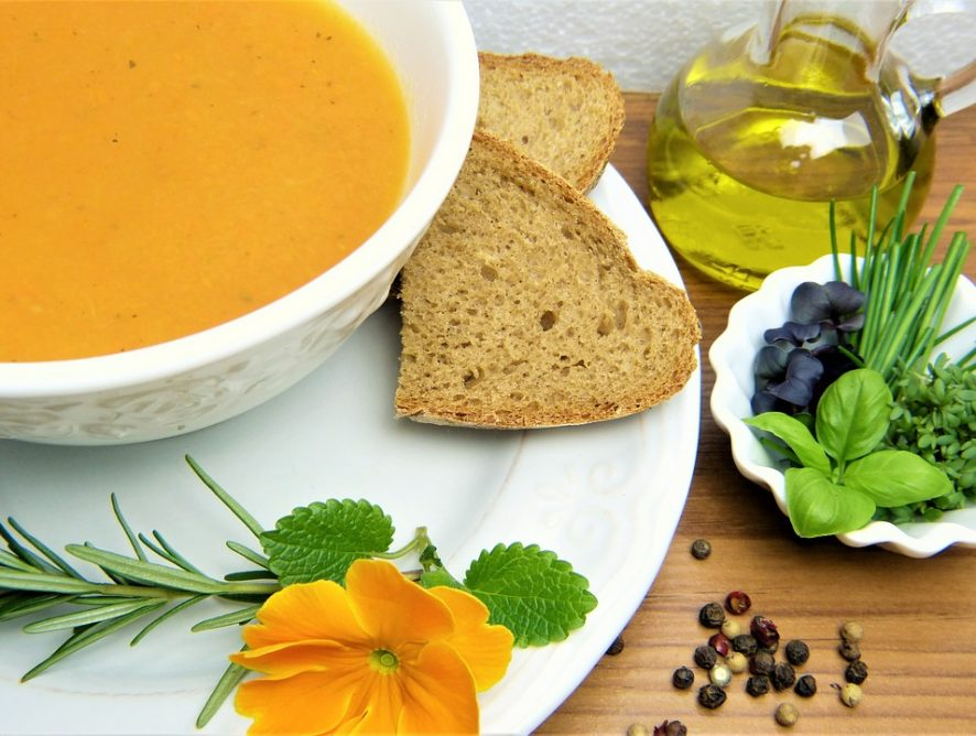 Рецепт от диетолога: морковный диетический суп