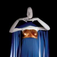 В парижском музее представят 50 платьев от кутюр Ив Сен-Лорана