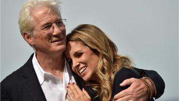 69-летний Ричард Гир стал отцом во второй раз