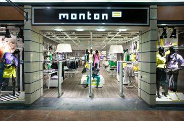 Эстонский бренд MONTON закрывает магазины в Украине