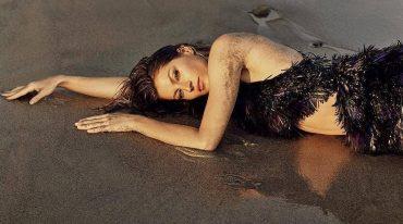 Супермодель Жизель Бюндхен снялась в фотосессии для немецкого Vogue
