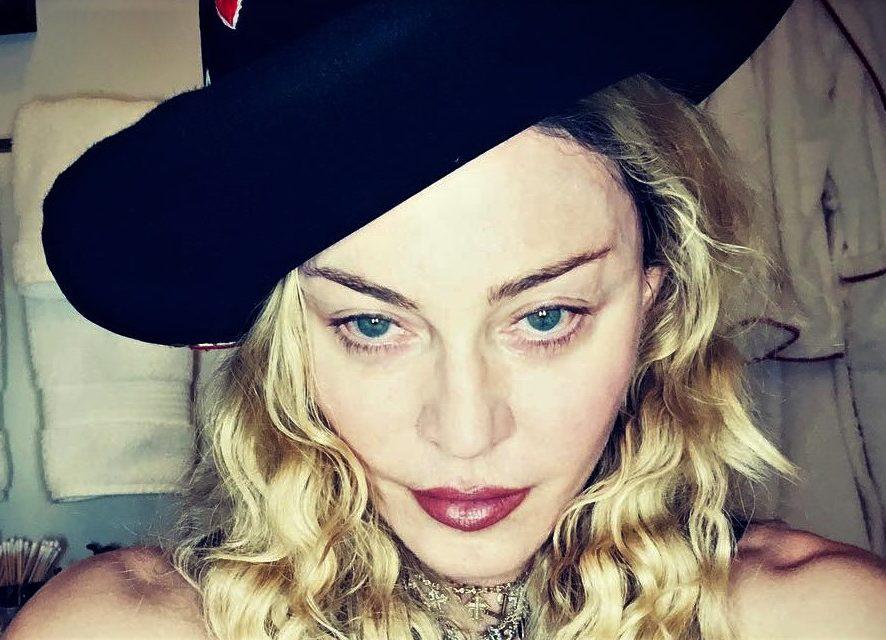 Монахиня, профессор и проститутка: Мадонна анонсировала новый альбом