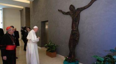 В Риме теперь можно увидеть скульптуру, созданную украинцем Александром Животковым