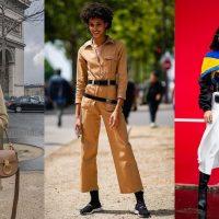 Стритстайл-хроника: что носят гости Недели моды в Париже