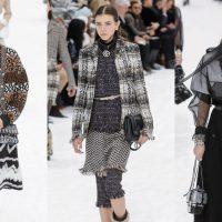 Голос мэтра и слезы моделей: Chanel представили последнюю коллекцию Лагерфельда