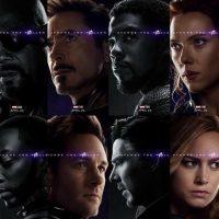"""Живые и павшие: Marvel опубликовала портреты персонажей """"Мстителей"""""""