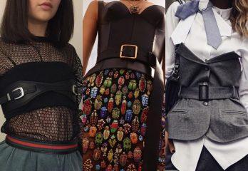 Гид по fashion: с чем носить корсет