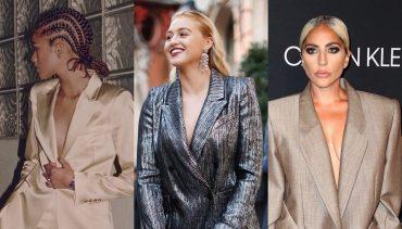 Гид по fashion: как носить жакет на обнаженное тело