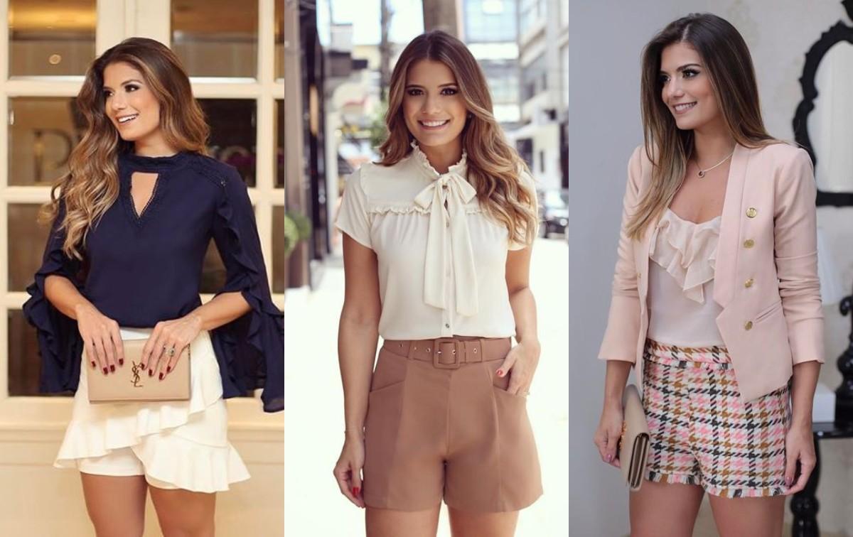 Гид по fashion: с чем носить шифоновую блузку