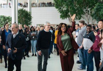 В Apple представили собственные стриминговый сервис и кредитную карту