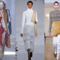 Изуродованые модели и гротеск: необычные показы на Неделе моды в Париже