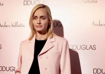Супермодель Эмбер Валлетта создала линию VIP-косметики