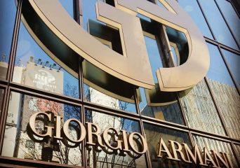 Джорджио Армани впервые представил коллекцию ювелирных украшений
