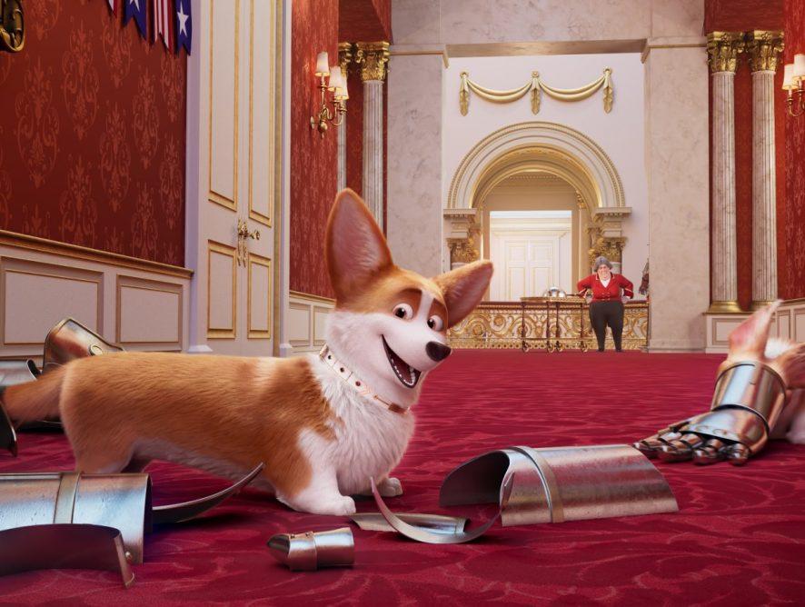 """""""Королевский корги"""": топ-5 причин посмотреть мультфильм о собаке Ее величества"""