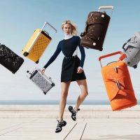 Карли Клосс и чемоданы в небе: как выглядит новый кампейн Louis Vuitton