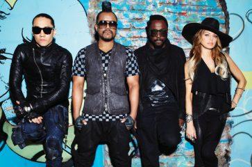 The Black Eyed Peas выступят на Atlas Weekend 2019