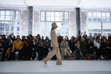 В Париже показали дебютную коллекцию от новых дизайнеров Nina Ricci
