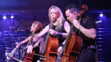 Финская группа APOCALYPTICA выступит на фестивале ZAXIDFEST