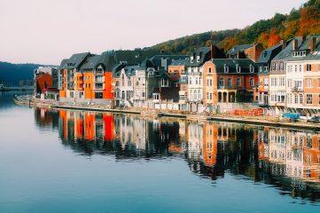Идея для отпуска: Бельгия