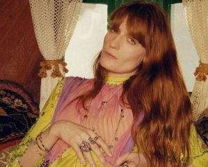 Солистка Florence+The Machine стала героиней рекламной кампании Gucci