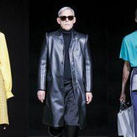 Брендированные пакеты и пальто неоновых цветов: чем удивила новая коллекция Balenciaga