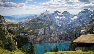 Идея для отпуска: Швейцария